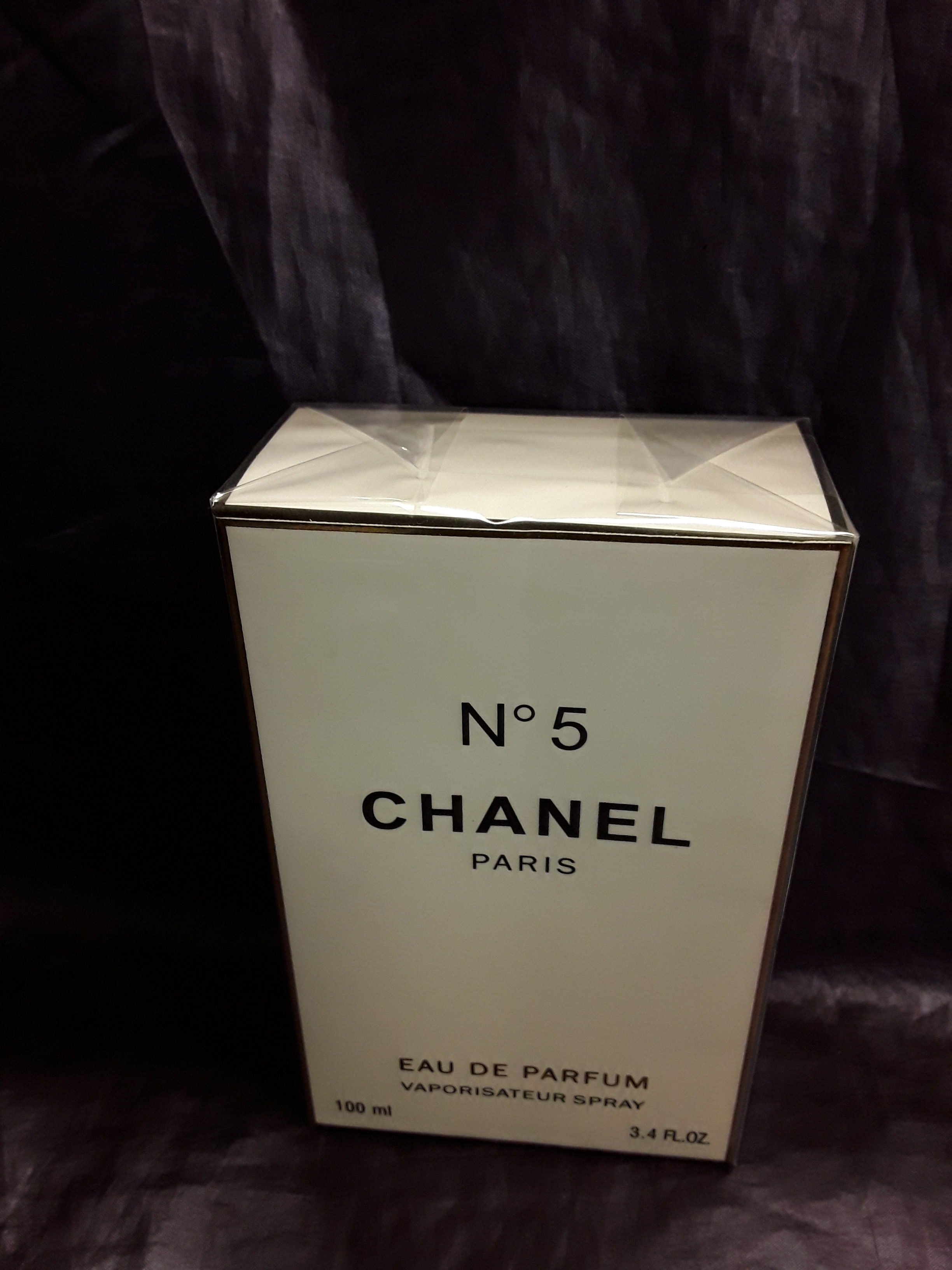 Chanel Paris 3.4 OZ