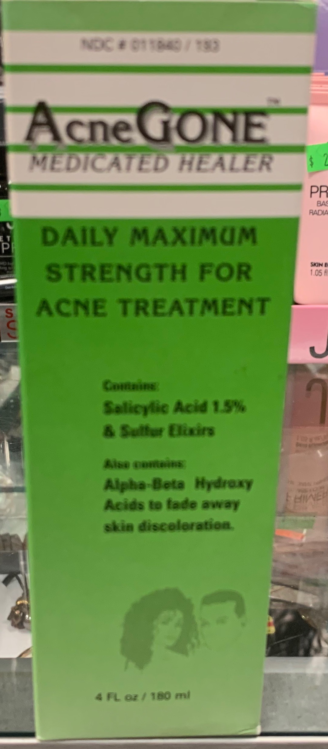 Acne Gone Medicated Healer